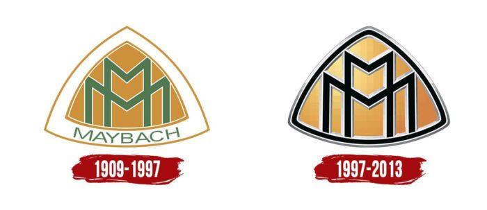 Maybach Logo History