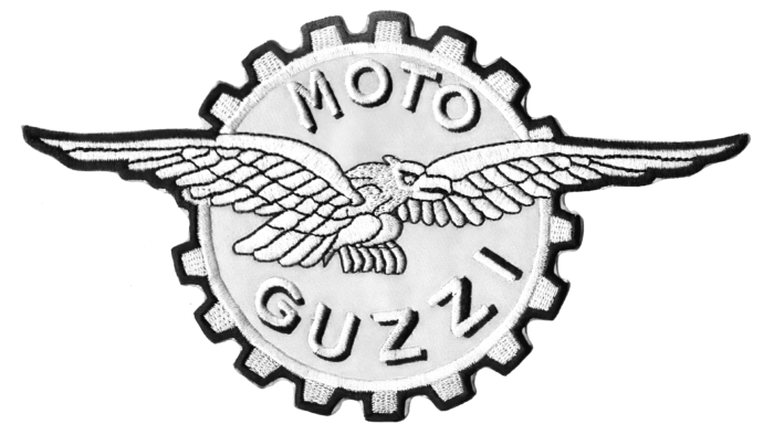 Moto Guzzi Logo 1957-1958