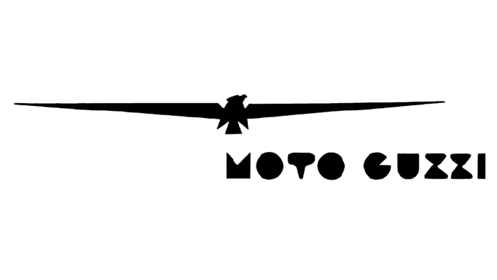 Moto Guzzi Logo 1958-1976