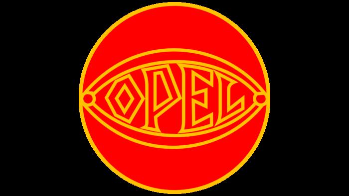 Opel Logo 1929-1937