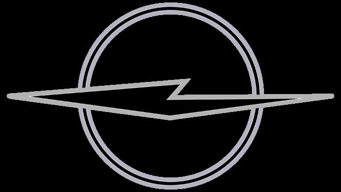 Opel Logo 1963-1964