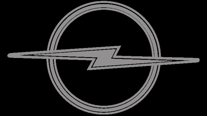 Opel Logo 1964-1970