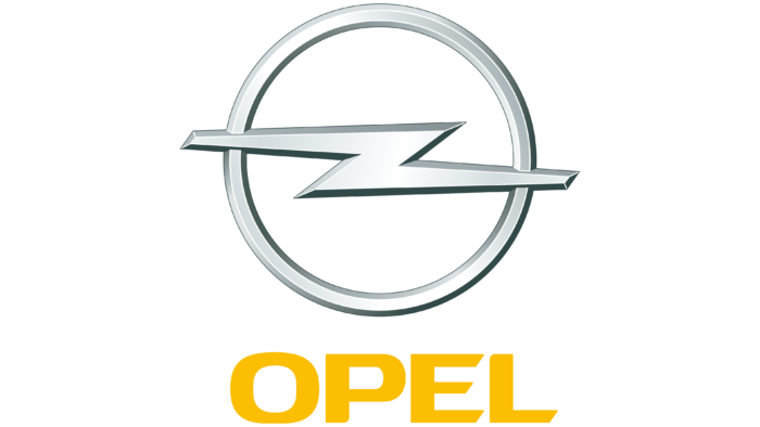 Opel Logo 2002-2007