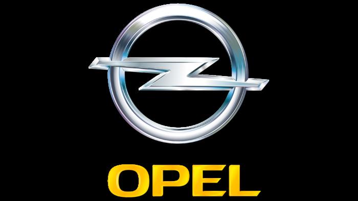 Opel Logo 2007-2009