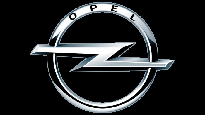 Opel Logo 2009-2017