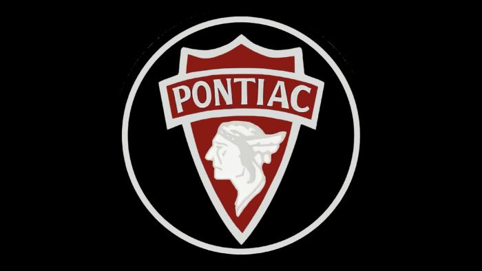 Pontiac Logo 1926-1930