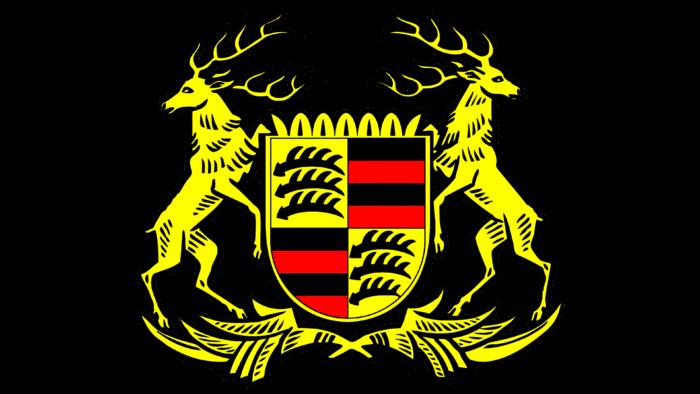 Porsche Logo 1922-1938