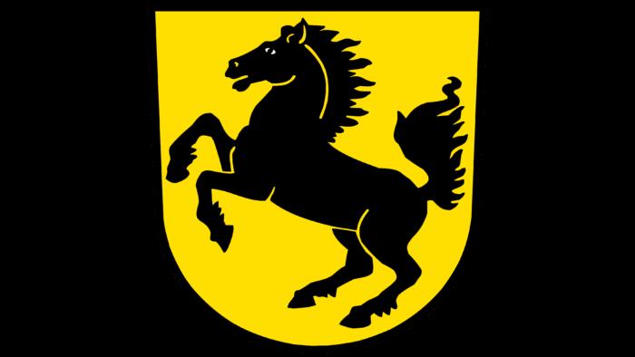 Porsche Logo 1938-1948