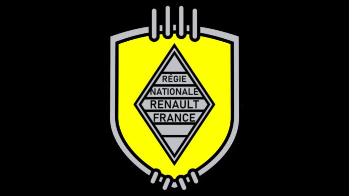 Renault Logo 1945-1946