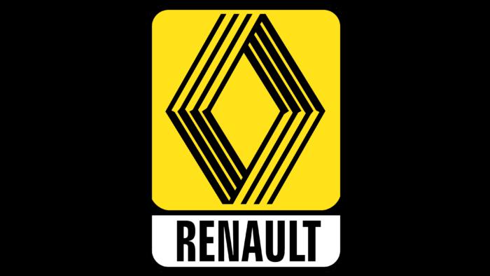 Renault Logo 1973-1982