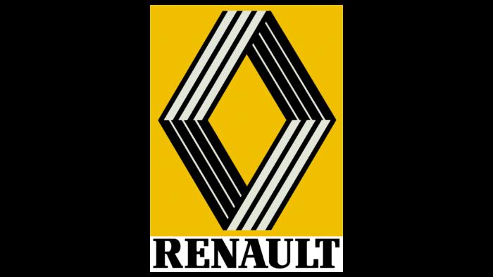 Renault Logo 1982-1990