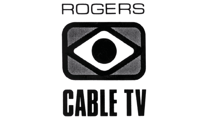 Rogers Cable TV Logo 1967-1969