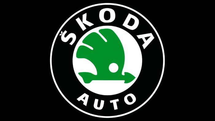 Skoda Auto Logo 1986-2011