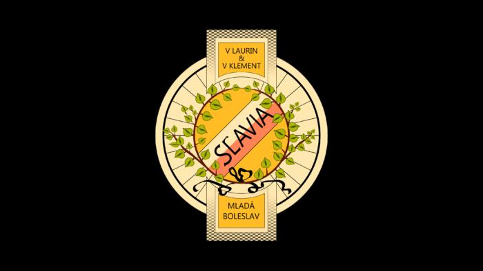 Slavia Logo 1895-1905