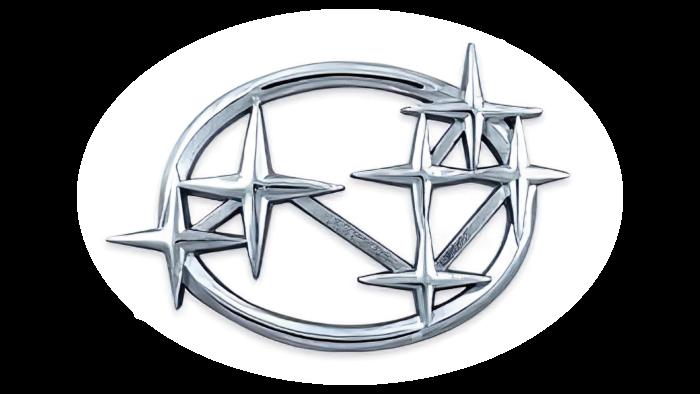 Subaru Logo 1953-1958