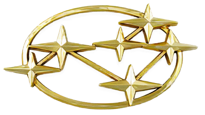 Subaru Logo 1958-1959