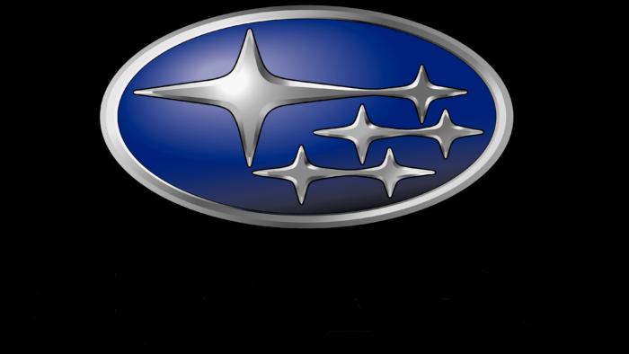 Subaru Logo 2003-present