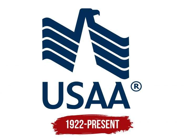 USAA Logo History
