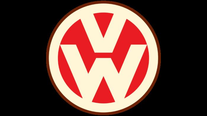 Volkswagen Logo 1945-1948