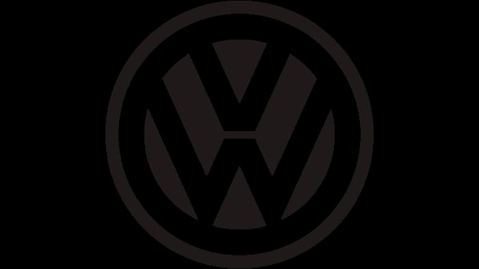 Volkswagen Logo 1948-1960