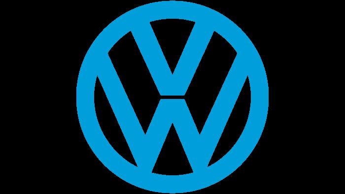 Volkswagen Logo 1967-1978