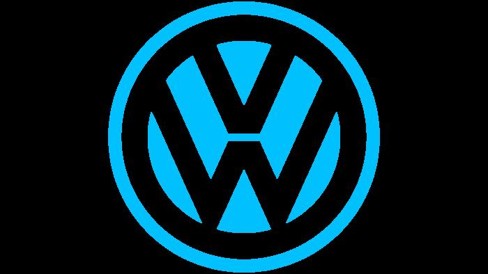 Volkswagen Logo 1989-1995