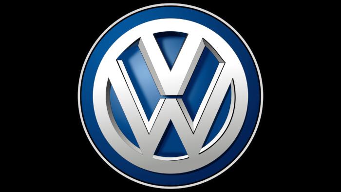 Volkswagen Logo 2012-2020