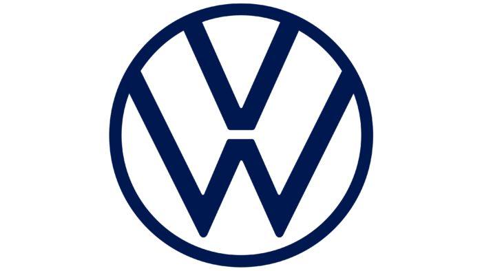 Volkswagen Logo 2020-present
