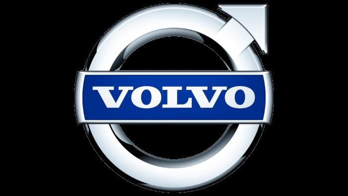 Volvo Logo 2013-2014