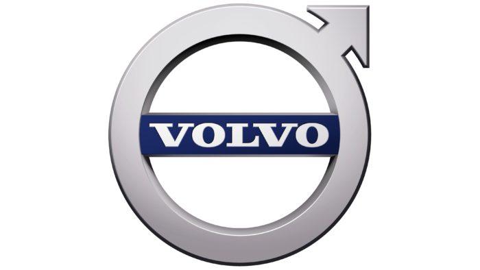 Volvo Logo 2014-present