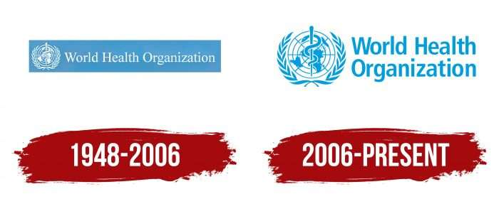 World Health Organization Logo History