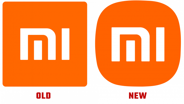 Xiaomi Old and New Logo History