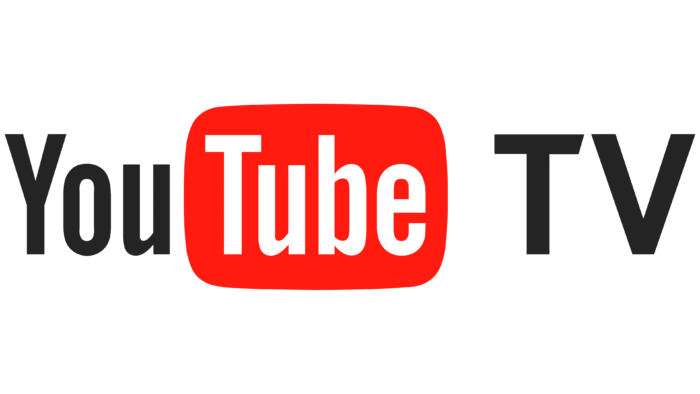 YouTube TV Logo March-August 2017