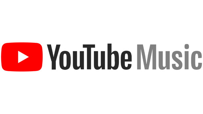 Youtube Music Logo 2017-2019