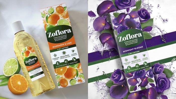 Zoflora Reveals New Logo