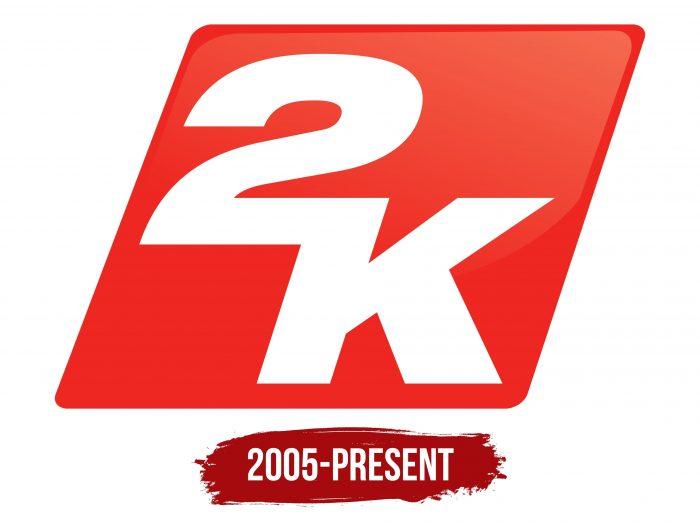 2K Logo History