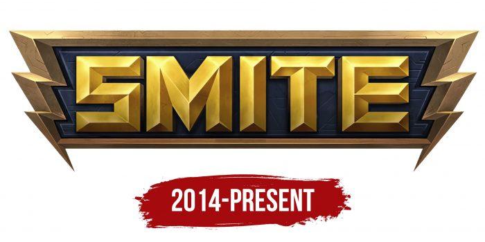 Smite Logo History