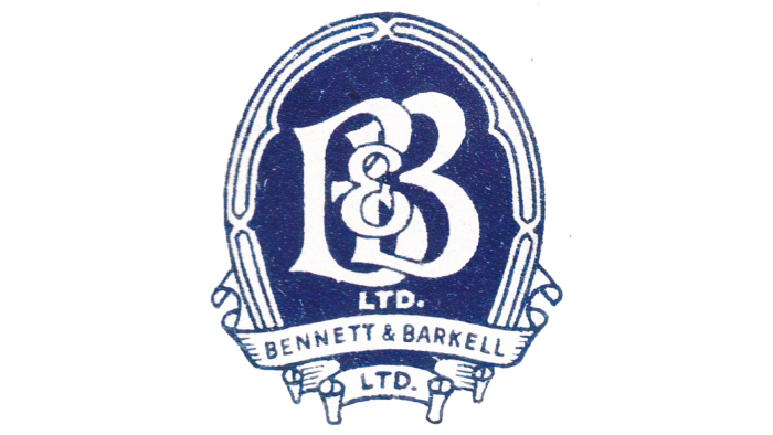 Bennett & Barkell Motorcycles Logo