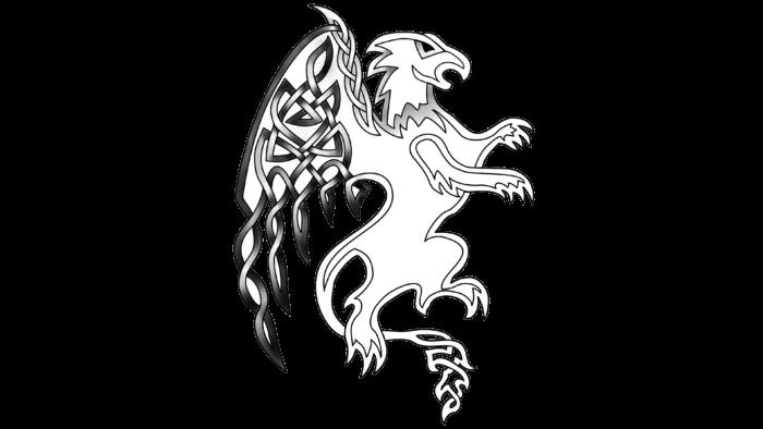 Celtic Griffin Symbol