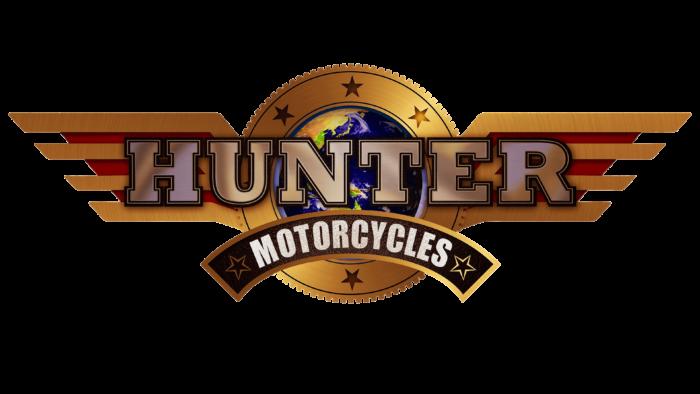 Hunter Motorcycles Logo