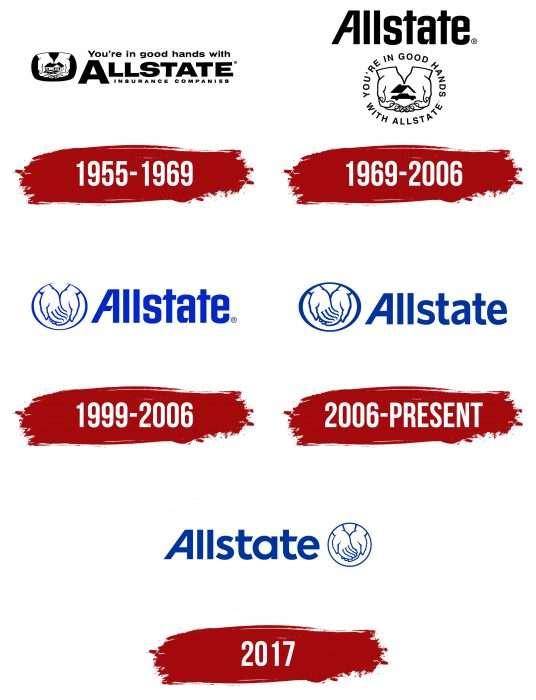 Allstate Logo History