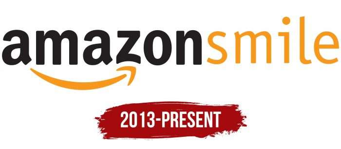 Amazon Smile Logo History