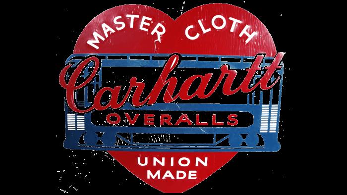 Carhartt Logo 1940s-1970s