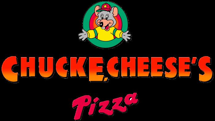 Chuck E. Cheese's Pizza Logo 1993-1994