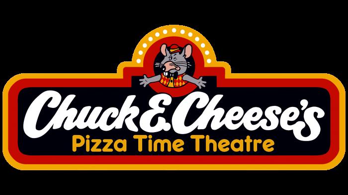 Chuck E. Cheese's Pizza Time Theatre Logo 1981-1984
