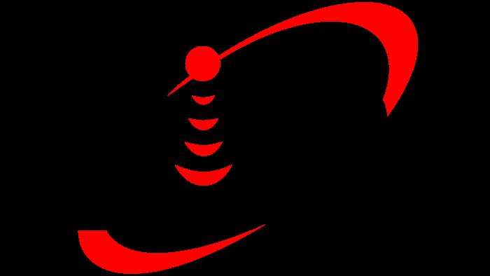 DISH Network Logo 2000-2005