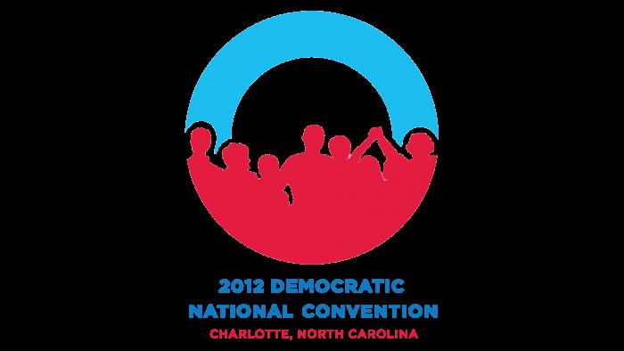Democratic National Convention Logo 2012