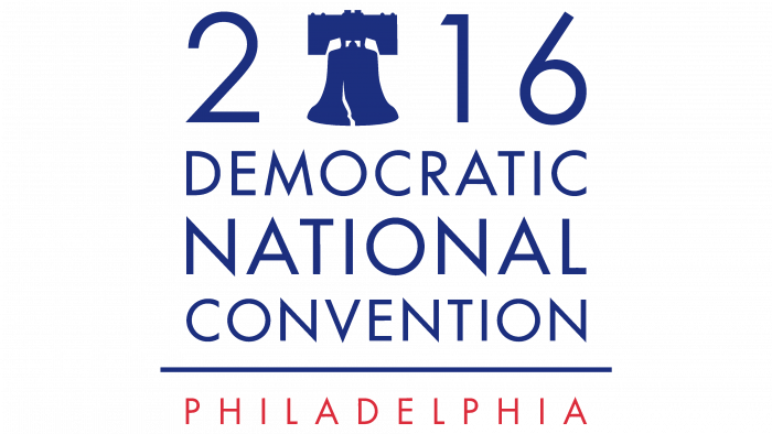 Democratic National Convention Logo 2016
