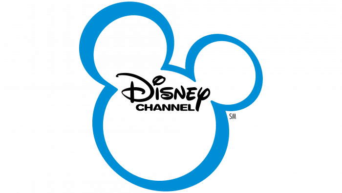 Disney Channel Logo 2002-2014