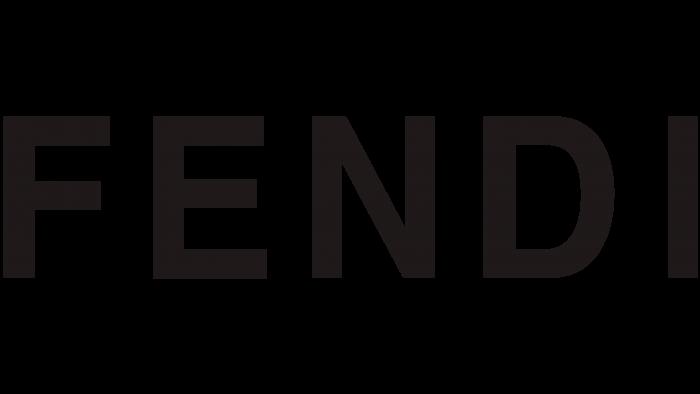 Fendi Logo 2000-2013
